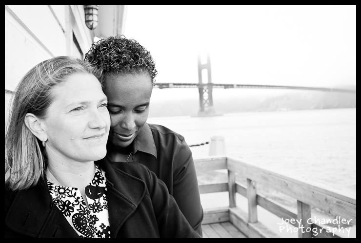 Imani and Jenny's San Francisco Portrait Photographs -2