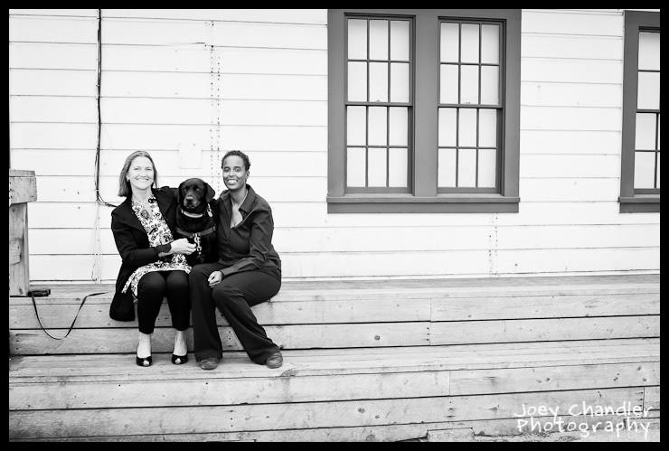 Imani and Jenny's San Francisco Portrait Photographs -3