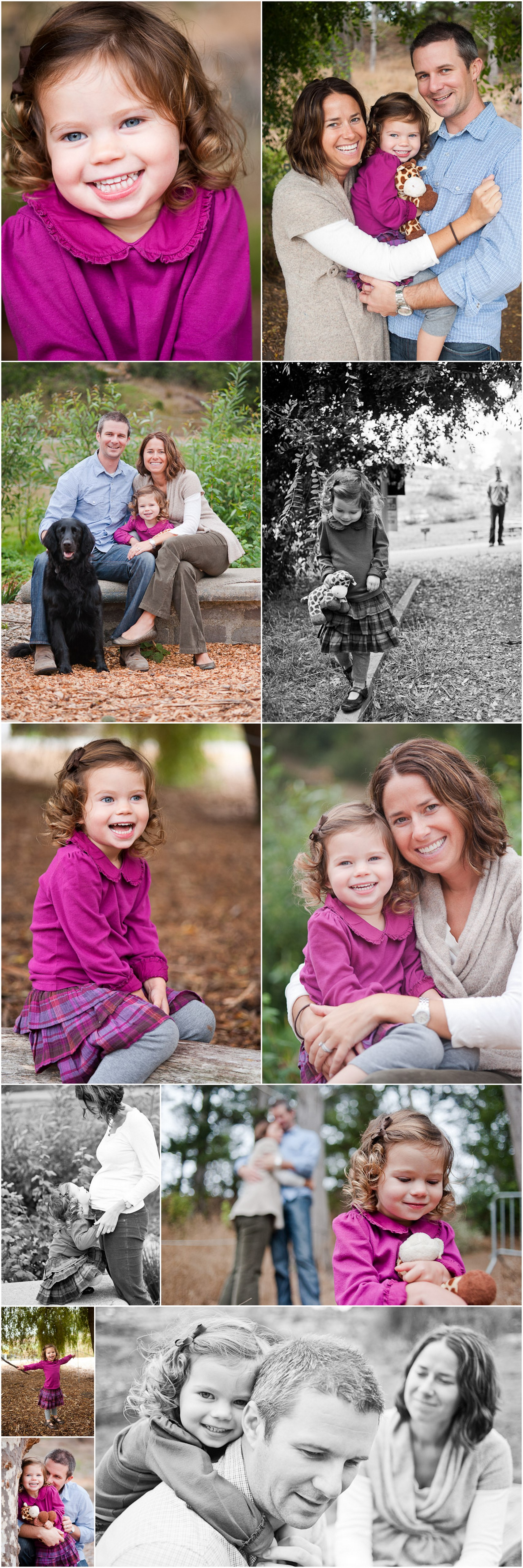 San Francisco Family Photographer in the Presidio