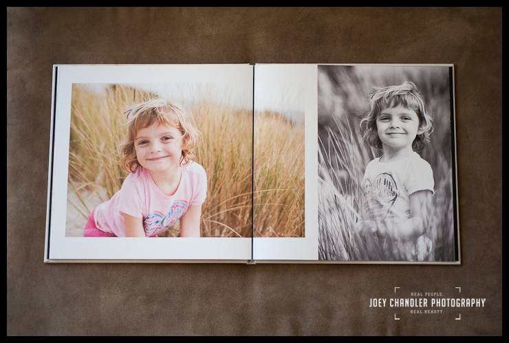 New Albums for Family Photographs