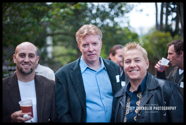 San Francisco BNI ACE Networking Chapter BBQ – Networking at its finest