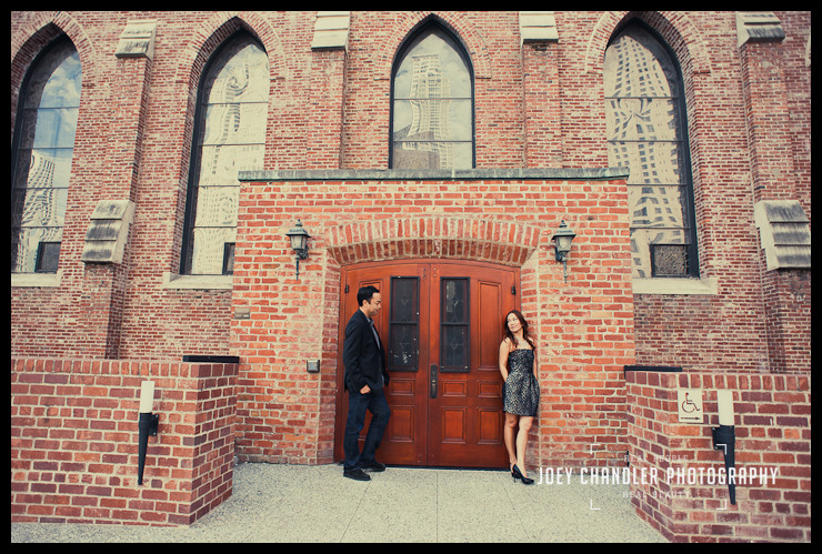 Date Night Photography with Jocelyn and Glenn