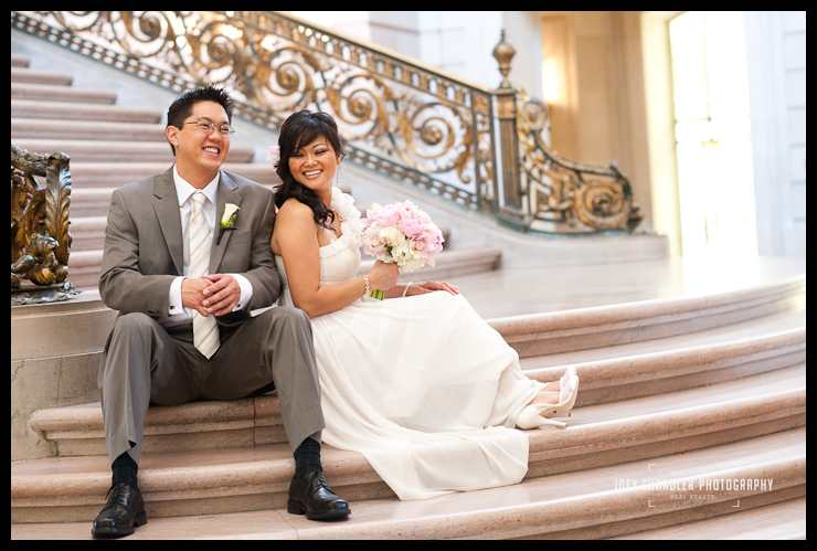 San Francisco City Hall Wedding – Marichris and Patrick