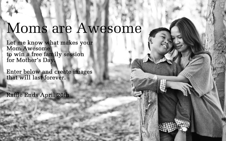 What makes your mom awesome?